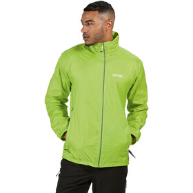 Regatta Lyle IV Chaqueta Hombre, electric lime